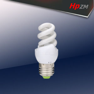 7W 9W E27 B22 Full Spiral Energy Saving Lamp CFL pictures & photos