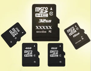 Real Capacity Micro Memory Card TF Card Micro SD Card 512MB-2GB-4GB-8GB-16GB-32GB-64GB128GB with 3 Years Warranty pictures & photos