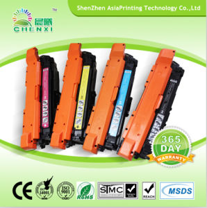 High Quality Laser Toner Cartridge for HP Printer Cp3520 Cp3525 Cm3530 pictures & photos