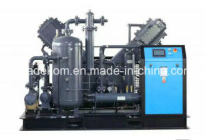 Portable Oil Free High Pressure Screw Piston Air Compressor (KSP37/30-40) pictures & photos