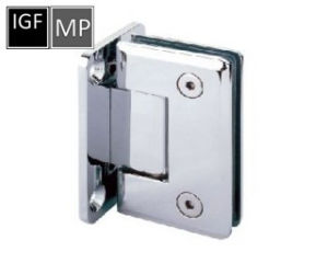 Brass or Stainless Steel Glass Shower Hinge (SH-101-90) pictures & photos