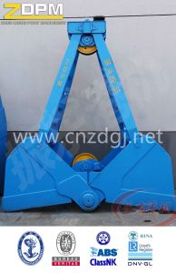 Mechanical Clameshell Grab with Four Rope pictures & photos