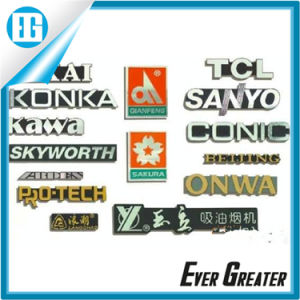 Custom 3D Logo Plate with 3m Adhesive pictures & photos
