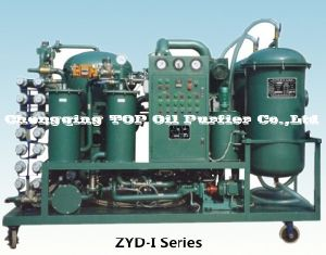 Double Stage Vacuum Insulating Oil Purification and Regeneration Device pictures & photos