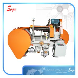 High Speed Good Quality EVA Sheet Cutting Splitting Machine pictures & photos