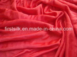 Silk Stretch Jersey Fabric pictures & photos