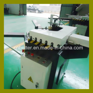 Single Head Aluminum Door Window Corner Combining Machine Window Door Machine Window Extruder Machine pictures & photos