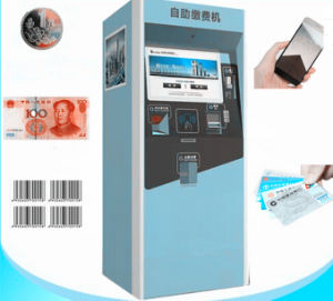 Dedi Ticket Machine Payment System for Vehicle Parking Payment pictures & photos