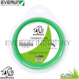 RHINOFORCE 3.3mmX15m Nylon Grass Trimmer line pictures & photos