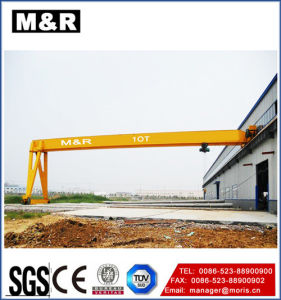 20 Ton Half Portal-Type Crane in Hot Sales pictures & photos