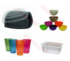 Plastic Fruit Box Making Machine pictures & photos