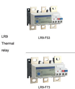Lr9 Series Thermal Overload Relay with Ce pictures & photos