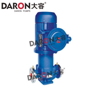 Vertical Stainless Steel Magnetic Pump (Cqb-L Type)