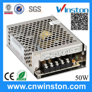 Ms-50 Series Single Switching Power Supply with CE pictures & photos