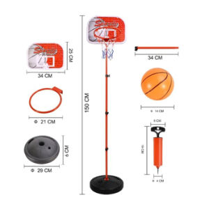 1.5 Meters Assembly Sport Toy Children Basketball Set (10232759) pictures & photos