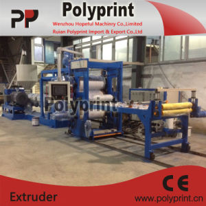 Full Automatic Plastic Sheet Extrusion Line (PPSJ-100A) pictures & photos