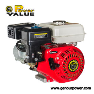 3600rpm Good Quality Single Cylinder 5.5HP 4 Stroke Gasoline Engine pictures & photos