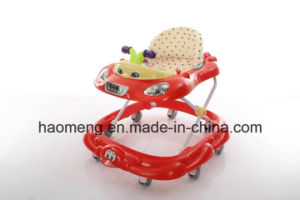 New Model Baby Walker with Removable Musical Box pictures & photos