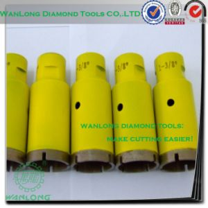 Diamond Core Drill Bits for Reinforced Concrete-Diamond Drilling Tools pictures & photos
