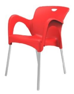 Wholesale Comfortable Stackable Plastic Chair pictures & photos