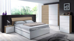 Luxury 5 Piece Bedroom Furniture Set (HF-EY017) pictures & photos