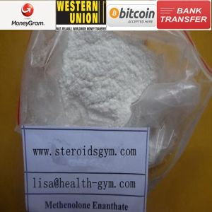 White Crystalline Powder Primonabol CAS: 303-42-4 Methenolone Enanthate pictures & photos