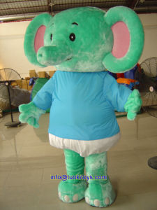 Double Stitching Inflatable Costume Cartoon with Carton Printing (A872) pictures & photos