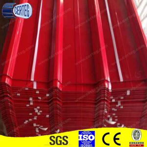 Metal Profiled Steel Sheets/Color Steel Roofing Sheet/Profiled Steel Sheets pictures & photos