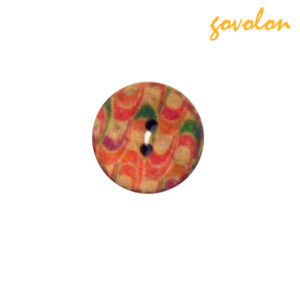 2-Holes Colorful Sewing Buttons pictures & photos