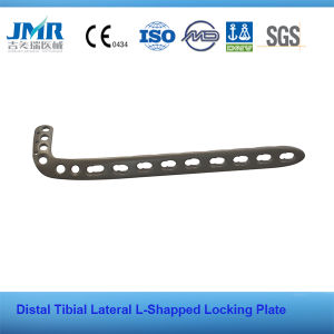 The Distal Tibial Lateral L-Shaped Locking Plates (101315) pictures & photos