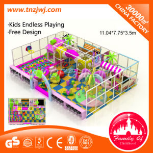 Big Size Indoor Soft Playground Equipment From Guangzhou for Sale pictures & photos