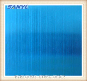 304 Stainless Steel Blue Sheet pictures & photos