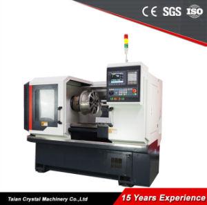 CNC Lathe Rim Polishing Machine for Repair Car Wheel (AWR28H) pictures & photos