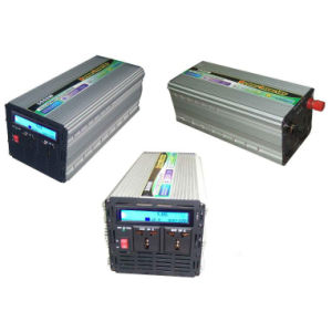 3000W DC to AC Modified Sine Wave Power Inverter with UPS Charger pictures & photos