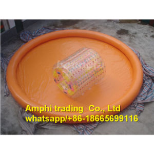 Largest Inflatable Swimming Pool, Water Game Pool, PVC Swimming Pool