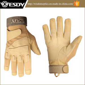 Esdy Tactical Full Finger Outdoor Sports Motorcycle Safety Gloves pictures & photos