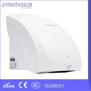 Wall-Mounted Mini Colorful Automatic Intelligent Hotel Hot/ Cold Wind Factory Hand Dryer pictures & photos
