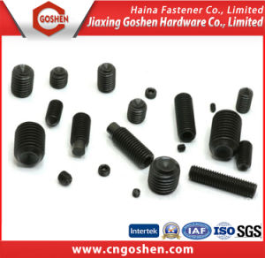 Socket Set Screw with Point pictures & photos