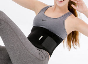 Best Selling Adjustable Waist Trimmer Belt Run Waist Belt Sports Support pictures & photos