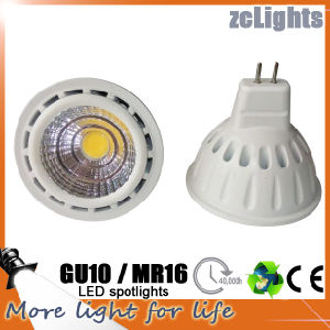 LED Lamps GU10 MR16 2700k Spotlight ((MR16-A6)