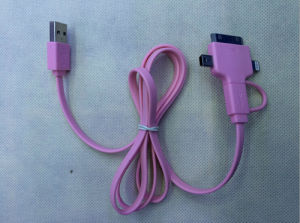 4 In1 USB Power Charge Sync Data Transmit Cable pictures & photos