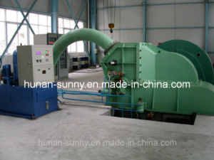 Turgo Hydro (Water) Turbine Generator 500~5000kw Small Capacity / Hydropower/ Hydroturbine pictures & photos