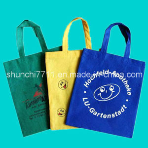 Non-Woven Bag with Hand Length Handle pictures & photos