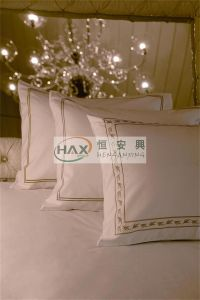 Pillow Cover Hotel Bedding Set