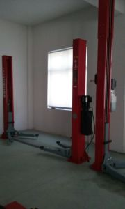 4t Hydraulic Two Post Lifts, HP-L4g Universal Car Lifts