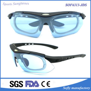 New Fashion Men′s Sports Sunglasses with Tr Optical Frames pictures & photos