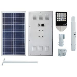 All-in-One Solar LED Outdoor 12-24W Area/ Street Light pictures & photos