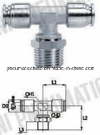 Stainless Steel Fittings, Push in Fitting, One Touch Fitting pictures & photos