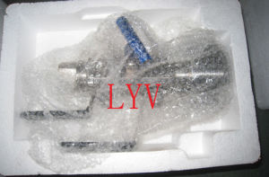 Monoflange Forged Dbb Stainless Steel Ball Valve pictures & photos