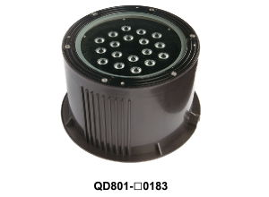 Qd801 High Power LED Underground Light